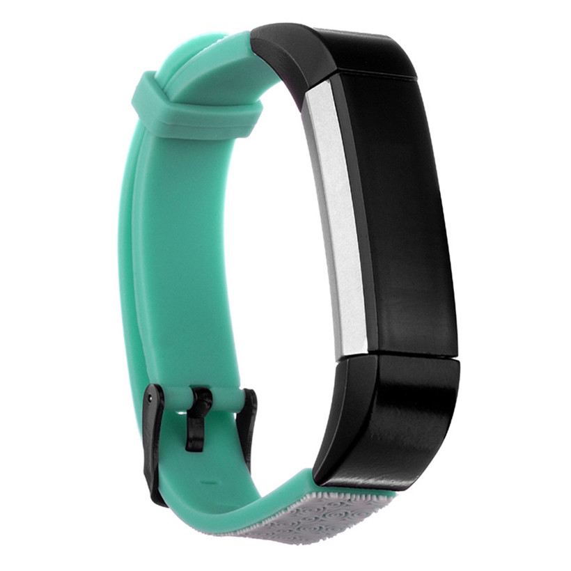 For Fitbit Alta HR Smart Watch Bracelet Replacement Wrist Band Silicon Strap Clasp drop shipping 0720