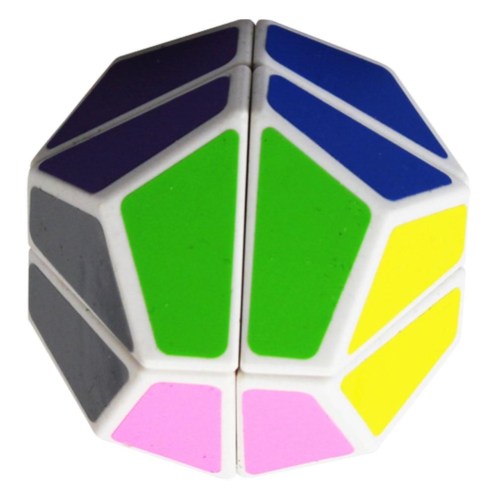 YKLWorld 2x2 Dodecahedron Magic Cube 2x2 Magic Cubes Kecepatan Cubo - Permainan dan teka-teki - Foto 4
