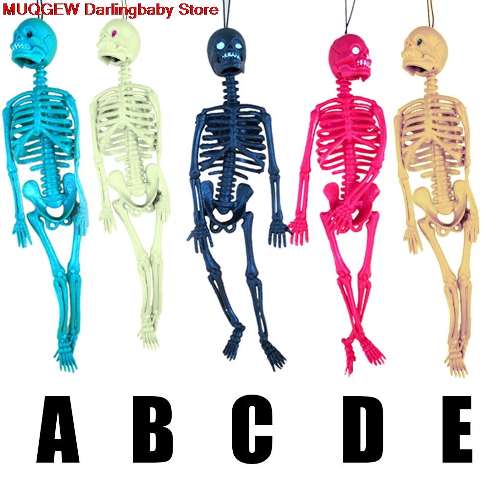 Learning Education Simulation Whole Body Scary Skeleton Model Funny Gadgets Novelty Interesting Toys For Children Birthday Gift