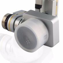 2016 Phantom 3 Защитная Крышка крышка Объектива камеры гуд для DJI Phantom 3 Золото серебро Универсальный с высоким качеством