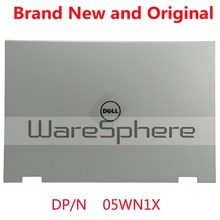 NEW for Dell Inspiron 13-7347 7347 7348 Laptop LCD Back Cover Rear Lid Case A Shell 05WN1X 5WN1X Silver цена и фото