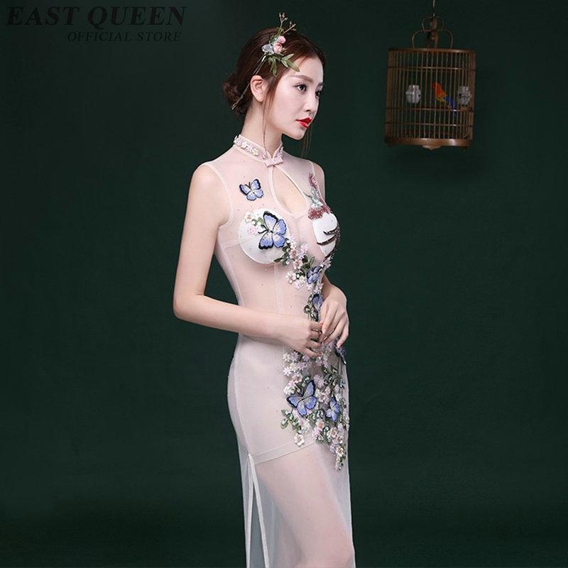 ao dai through chinese clothing cheongsam dance traditional qipao pole