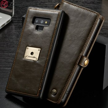 Magnetic Wallet Case Galaxy Note 9 5