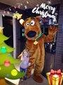 Горячая Scooby Doo костюм талисмана скуби - ду одежды собака костюм талисмана быстрая доставка