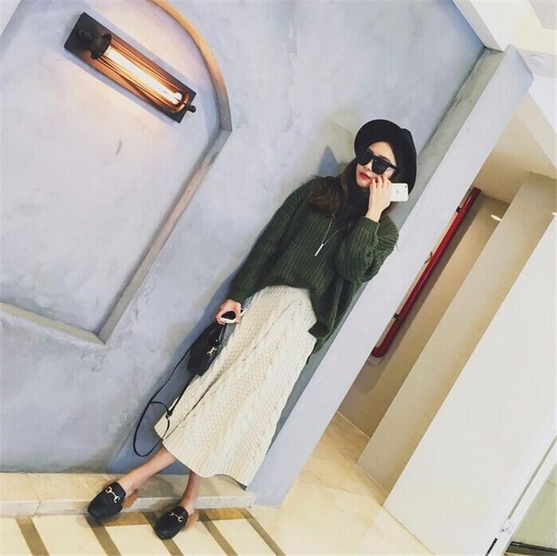 winter thick skirt 06