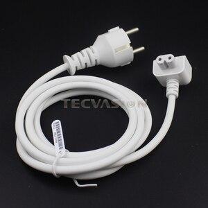 Image 4 - Nguồn AC Mới EU Châu Âu Cắm Dây Nối Dài 1.8M 6FT Cable Cho Mạc Cho Laptop Macbook Pro Adapter loại Sạc