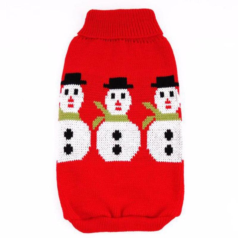 Aliexpress.com : Buy New Lovely Pet Dog Christmas Sweaters Dog ...
