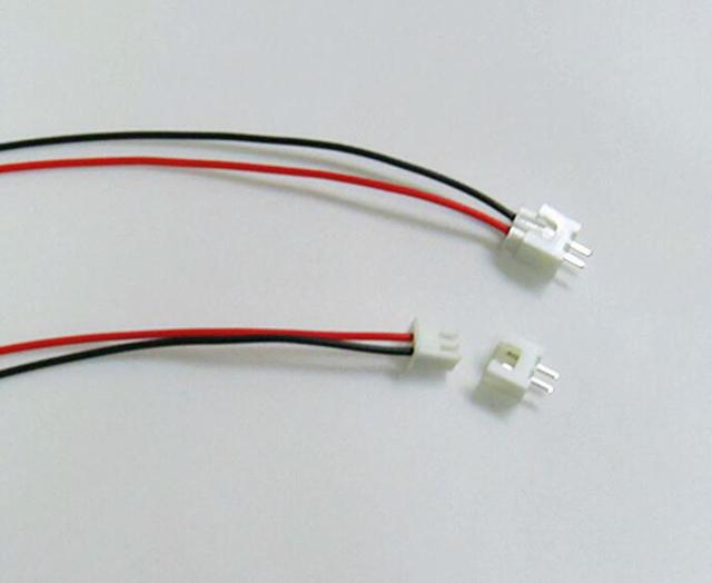 20 sets 2pin 2.0mm Pitch 10cm or 15cm 26AWG Wire Pin Header ...