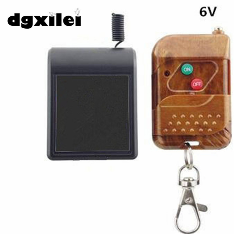 2019 Dgxilei Hunting Duck Decoy DC6V/12V Wireless Remote Switch with Receiver Module