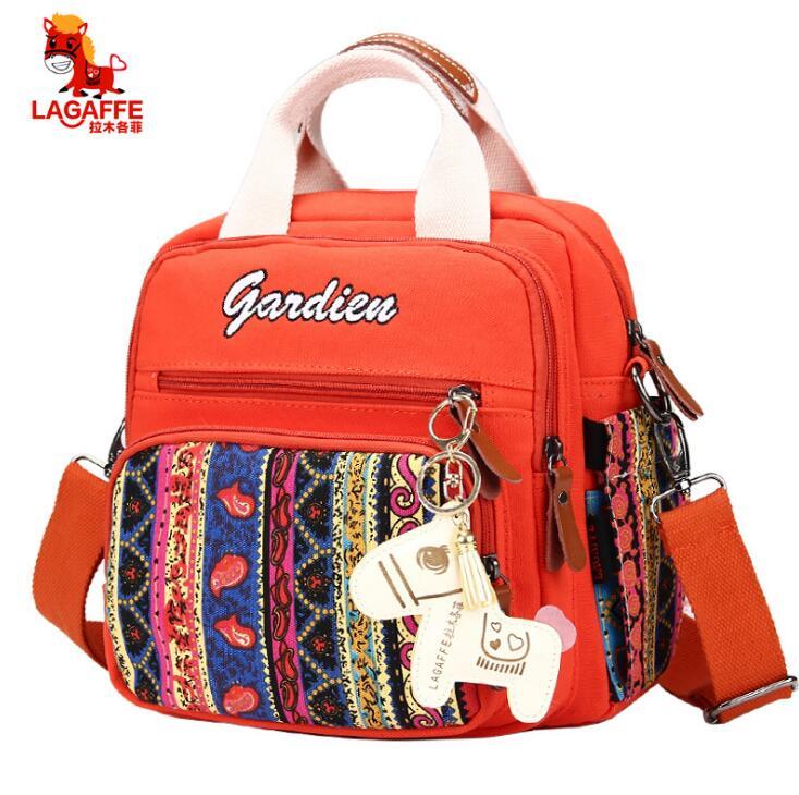 Mère soin Hobos sacs marque multifonction sac à couches sac à dos bébé poussette sacs Nappy sac pour maman avec ornements de cheval