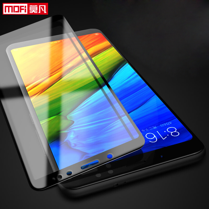 Xiaomi Redmi Note 5 Pro Glass Tempered Ultra Clear Thin 2 5D 9H Full Cover Glass Screen Protector global version redmi note5 in Phone Screen Protectors from Cellphones Telecommunications
