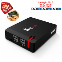 Kiii Pro Dvb T2 Dvb S2 T2 C Dvb C Dvbt2 Android TV Box Android 7