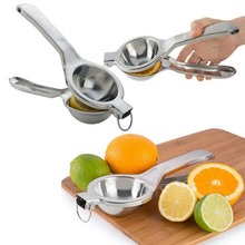 New 1PC Stainless Steel Fruit Lemon Lime Kitchen Citrus Juicer Hand Press Squeezer Tool Outils de cuisine exprimidor Hot Sale