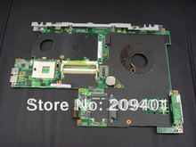 For ASUS A8HE Notebook Motherboard DDR2 100% Tested Free Shipping