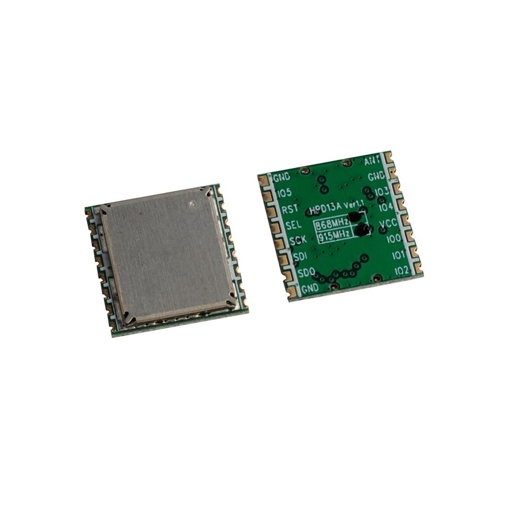 HPD13A-868MHz SX1276 Wireless Transceiver Module LoRa Data Transmission Remote Control Alarm HPD13A 868MHz For Smart Home IOT