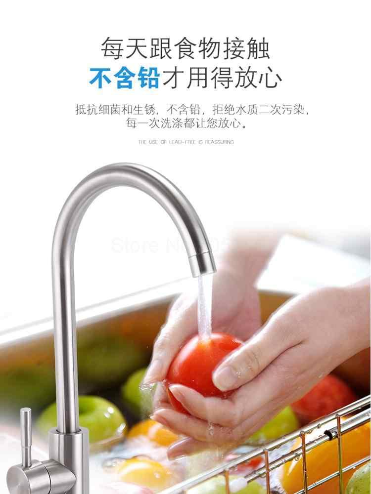 Manuel lavabo 304 paslanmaz çelik el lavabo kalınlaşma bulaşık mutfak lavabo Yıkama sebze tek lavabo yuvası