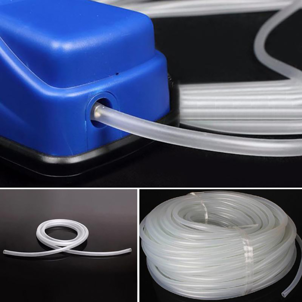 Devoted 30 Ft Of Air Line Clear Hose Water Tube Flexible Plastic Tubing Washer Aquariu Fish & Aquariums