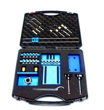 Nuevo Aumentado Espigar Plantilla Con 5 Agujeros Para Tacos de Métricas de Alta Precisión (6mm, 8mm, 10mm) Muy Preciso Carpintería Carpintería