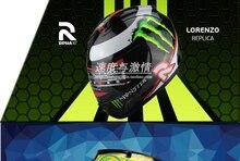 2015 nueva MALUSHUN imitación HJC motocicleta del casco completo cuatro estaciones fantasma casco de carreras de hombres y mujeres