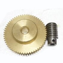42L-E703 Free Shipping 2 Modulus 30Teeth Copper Worm Gear Hole 12mm Carbon Steel Rod Gear Hole 12mm Reducer Transmission Parts dick davis the dick davis dividend straight talk on making money from 40 years on wall street
