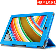 PU leather case for Chuwi vi10 Pro 10.6 inch Tablet PC smart cover for Chuwi vi10 Pro case cover for chuwi hi8 hi8 pro 8 inch universal tablet pu leather case stand cover free stylus micro otg 9 colors