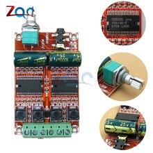 Módulo amplificador Digital XH M531, 20W x 2 DC 12 15V, YDA138 E, estéreo ajustable, HIFI, Clase D, placa de amplificador de Audio