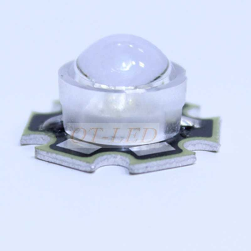 13mm LED Lens 45 60 90 100 Degree Integrated Holder, 1W 3W 5W Synthetical mini LED Power Lenses Reflector Collimator