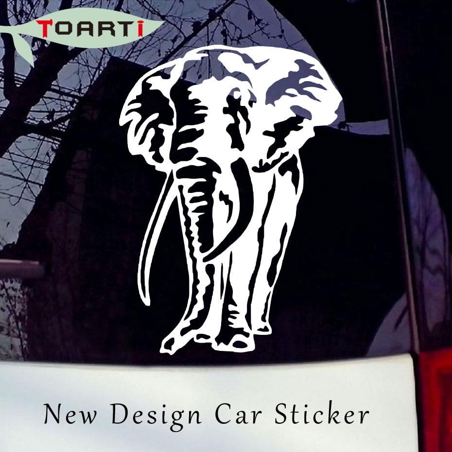 ELEPHANT Vinyl Decal Sticker Car Window Wall Bumper Laptop African Animal Asian