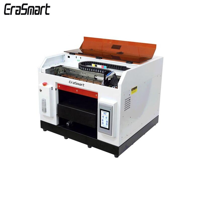 Bereidwillig A3 1390 Uv Printer Flatbed Afdrukken Voor Mobiele Telefoon Case, Steen Cameo, Acryl Boord Aluminium Mold