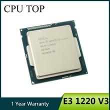 Intel Xeon E3 1220 V3 3.1GHz 8MB 4 rdzeń SR154 LGA1150 procesor CPU
