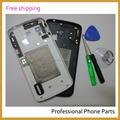 Original para lg google nexus 4 e960 caso bateria back tampa da caixa com vidro de volta com nfc cabo, frete Grátis