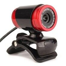 12 m píxeles webcam 360 grados cámara web de alta definición usb óptico lente cmos de la cámara micrófono mic para el ordenador portátil de escritorio