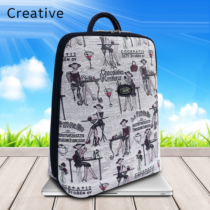 High Quality Brand Bag, Backpack For Laptop 12.1,12.5, Notebook 12, Compute,Travel, Business,Office Worker, Free Drop Ship new hot brand canvas backpack bag for laptop 1113 inch travel business office worker bag school pack free drop shipping 1133