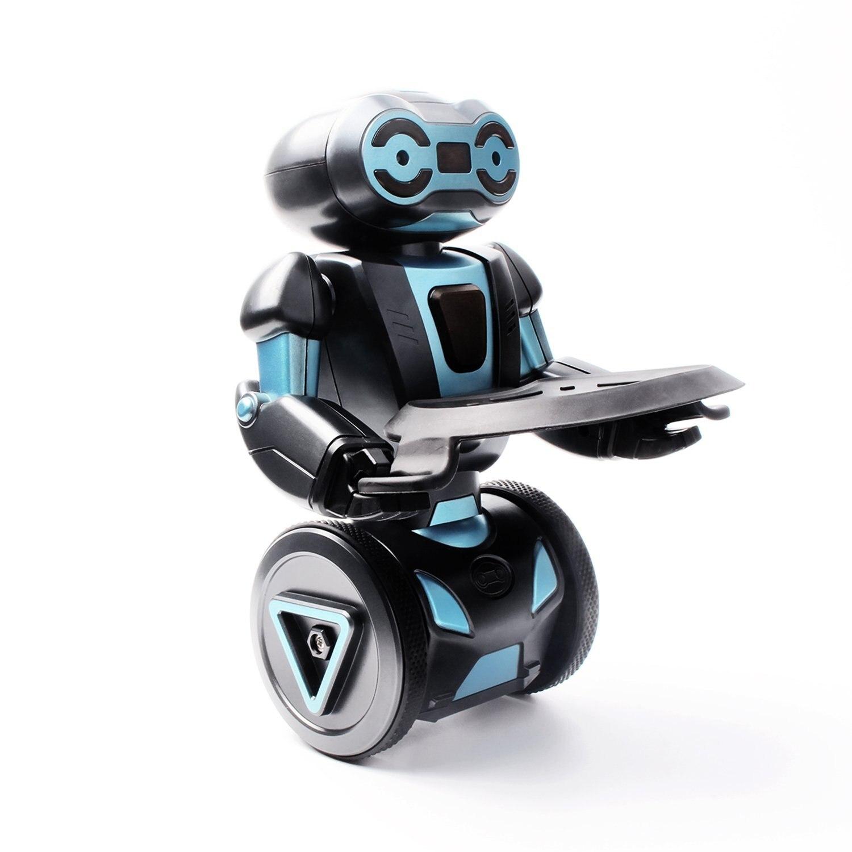 Intelligent Humanoid Robotic Remote Control Robot, Smart Self Balancing Robot, 5 Operati ...