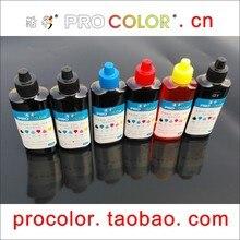 570 PGI-570XL BK, пигментные чернила 571 гр чернила для заправки комплект для Canon PIXMA TS9050 TS9055 TS8050 TS8051 TS8052 TS8053 струйный принтер
