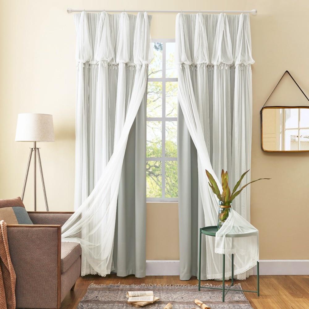 Torino Tassels Curtain 1