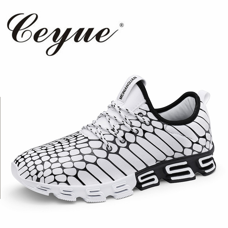 Ceyue New 2017 Running Shoes For Men Fitness Human Race Breathable Sneakers Men Outdoor Hot Speedcross Athletic Sports Shoes Men