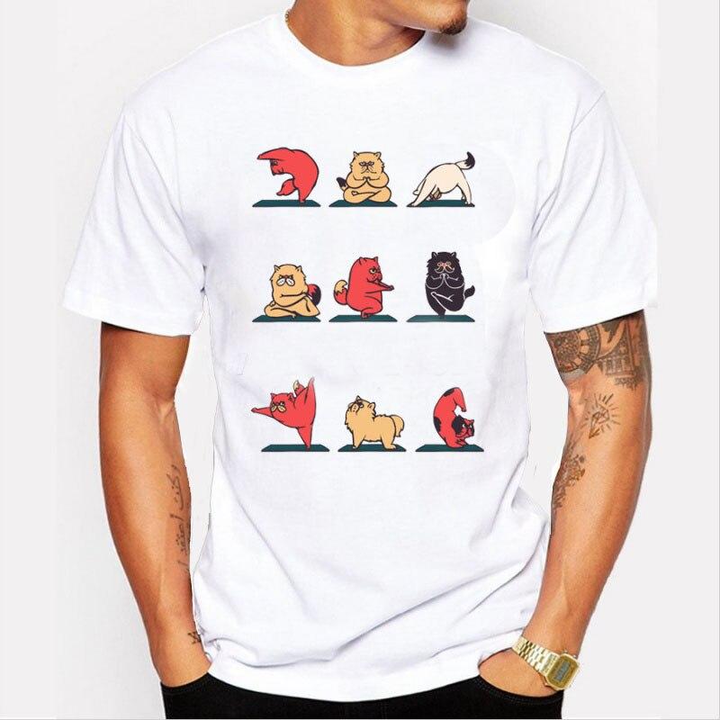 Pottis Animal Αστεία Σχέδιο Ανδρών T-Shirt - Ανδρικός ρουχισμός - Φωτογραφία 2