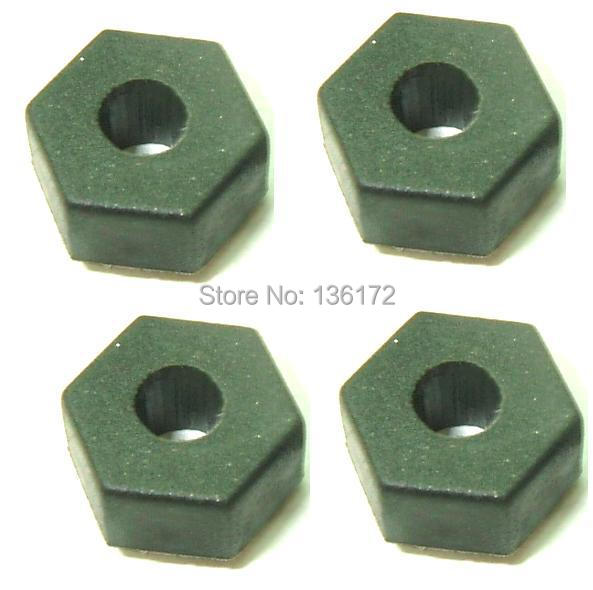 henglong 3851-2 1/10 R/C Mad truck parts original wheel nuts 16pcs/lot