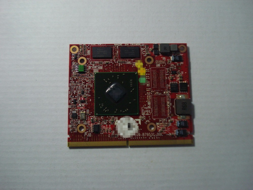 For Acer Aspire 5739G 5935G 5940G 7735G 7738G Laptop Graphics Video Card ATI Mobility Radeon HD4570 HD 4570 512MB цена