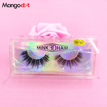 Soft 3d mink eyelashes faux