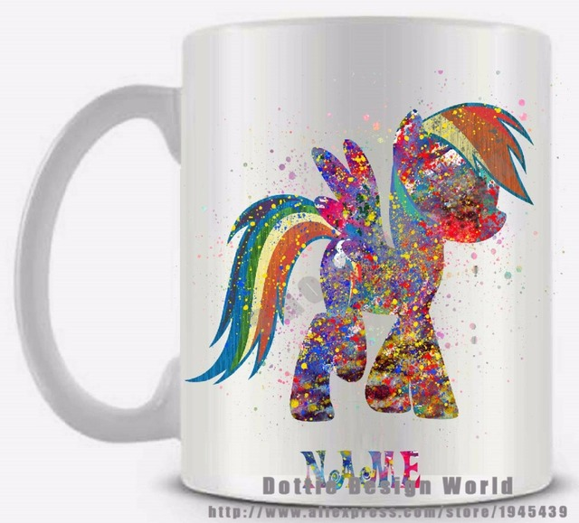 Rainbow dash ceramic white coffee tea milk mug cup funny travel rainbow dash ceramic white coffee tea milk mug cup funny travel novelty mug personalized birthday easter negle Choice Image