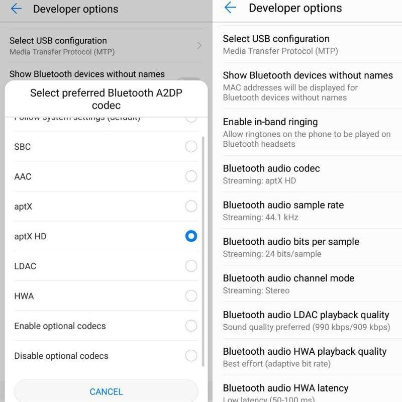 Bluetooth 5.0 récepteur émetteur CSR 8675 aptX HD adaptateur Bluetooth aptX faible latence sans fil optique Audio RCA Support AAC - 3