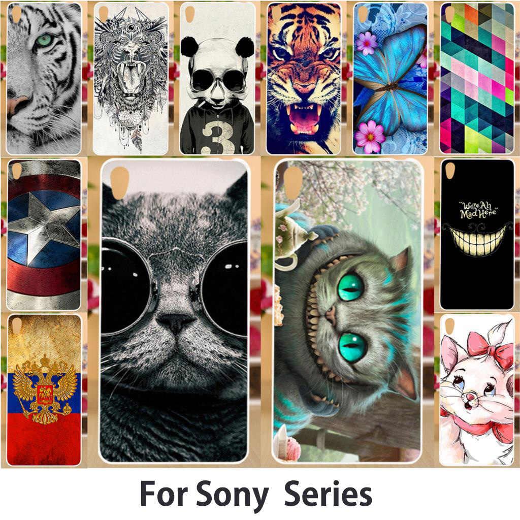 Anunob Cho Sony Xperia XA2 Ultra Sony XA2 Sony XA1 Plus Xa Z5 X Z2 Z3 Z1 Mini XZ cao Cấp Có X Nhỏ Gọn XA2 Cực Z4 Z5