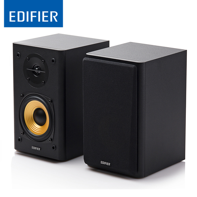 EDIFIER R1000T4 Ultra Stylish Bookshelf Speaker Home Theater Party Sound System With 4