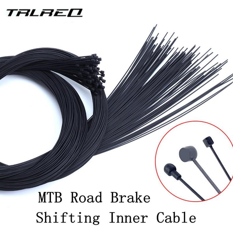 1pc Teflon bremsekabelbane Cykelskiftende kabel Core Wire foran og bageste bremse Indvendig kabellinjetråddiameter 1,6 / 1,2mm