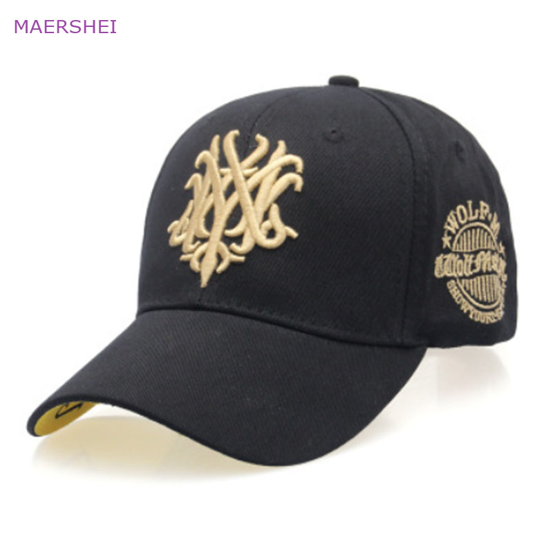 MAERSHEI   Cap   men summer outdoor sports   Baseball     Caps   ladies visor duck sanpback Hip Hop Fitted   Cap   Hats For Men women