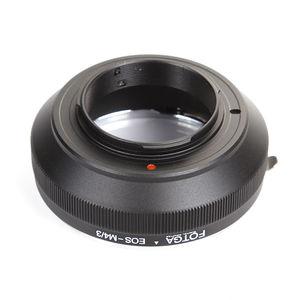 Image 4 - FOTGA canon için Lens adaptör halkası EF/EFs Lens Olympus Panasonic Mikro 4/3 m4/3 E P1 G1 GF1 GH5 GH4 GH3 GF6 Kameralar