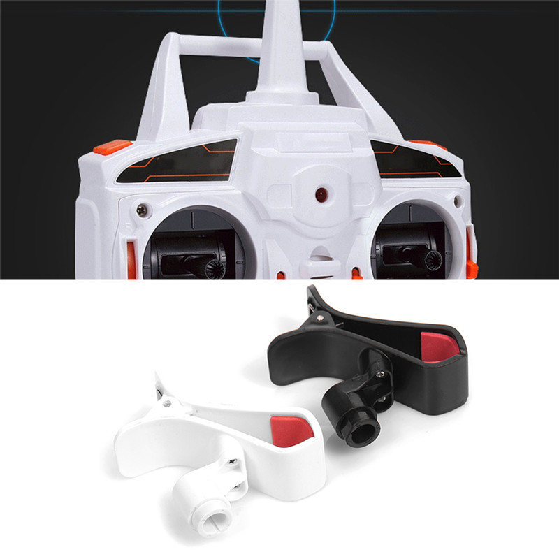 Hot White Black Mobile Phone Holder For Syma X8HC X8HW X8HG X8C X8W X8G X5SW X5SW-1 X5SC X5C X5C-1 X5HC X5HW RC Drone mobile phone holder clip mount for syma x5c x5sw x5hw x8hw x8w x8c x8g quadcopter parts accessory drone spare parts
