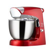 5l Stainless Steel Bowl Kitchen 6 Speed Electric Dough Mixer Tilt Head And Cooking Chef Blender